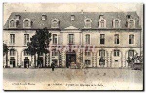 Lorient Postcard Old Depot crews of the fleet