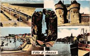 CPA  Cote d'Amour   (588134)