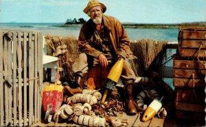 Fishing The Old Salt Along The New England Coast