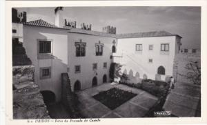 RP: Óbidos , Oeste Subregion , Portugal , Patio da Pousada do Castelo , 30-40s