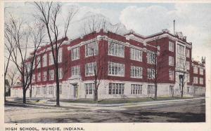 High School , MUNCIE , Indiana , 00-10s