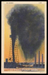 Oil Gusher
