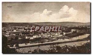 Germany Trier Old Postcard
