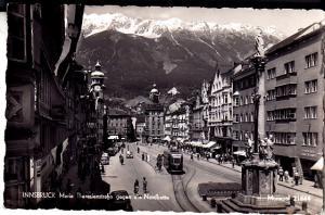 Innsbruck - Marie Theresienstrasse - 1955