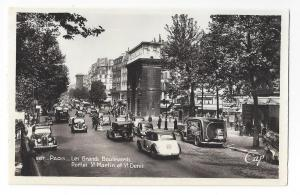 RPPC France Paris Les Grands Blvd Portes St Martin St Denis