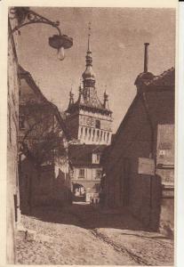 Romania Sighisoara 1952