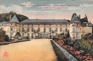 France Rueil Chateau de la Malmaison, Facade Nord et Entree