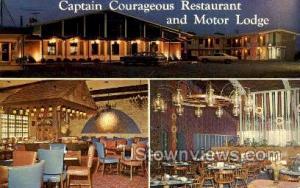 Captain Courageous Restaurant Toms River NJ Unused