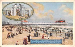 Heinz Ocean Pier Advertising Unused