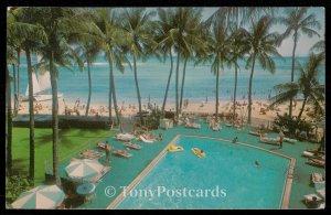 Waikiki Beach - Outrigger Hotel