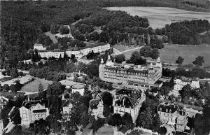Weltbad Wildungen Schloss Castle Aerial view Panorama