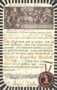 Originalgemalde in der Ulten Bafel Norway 1903