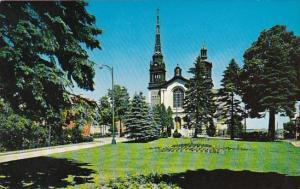 Canada Shawinigan Quebec Canada L E Glise Saint Pierre Montreal Quebec 1970