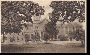 Connecticut  Putnam Catholic Academy Main Building Albertype