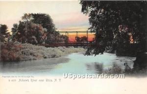 Mohawk River Utica NY Unused