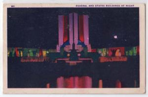 Chicago Worlds Fair - Federal & States Building