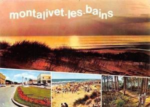 France Montalivet les Bains, Centre Ville, La Plage, Foret Landaise