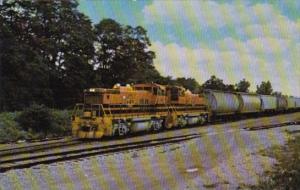 Genesee & Wyoming Railroad MP-15DC Locomotives No 45 & 46