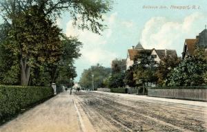 RI - Newport. Bellevue Avenue