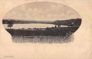 Yulan New York Sullivan County Washington Lake Antique Postcard K79182