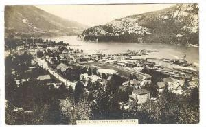 RP; NELSON from hospital´s Bluff , NELSON, B.C. , Canada , 00-10s