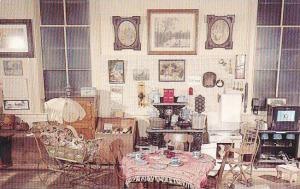 Wisconsin Peshtigo An Old Fashioned Kitchen At The Turn Of The Century Displa...