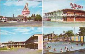 WY East Rock Springs El Rancho Motor Lodge