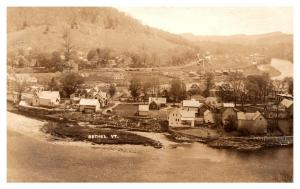 Aerial View of Bethel Vermont ,  RPC