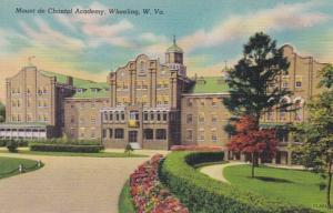 West Virginia Wheeling Mount de Chantal Academy