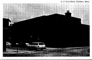 Massachusetts Attleboro Post Office