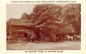 MA - Northampton. Wiggins Old Tavern & Hotel Northampton