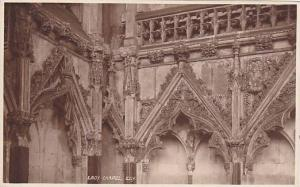 RP, Lady Chapel, Ely, England, UK, 1920-1940s