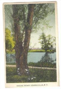 Scene near Leaksville, North Carolina, PU-1914
