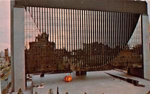Minneapolis Minnesota~9th Federal Reserve Bank~Nicollet Mall~1974 Postcard