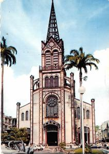 Martinica France Cathedral of Fort de France Martinica Cathedral of Fort de F...