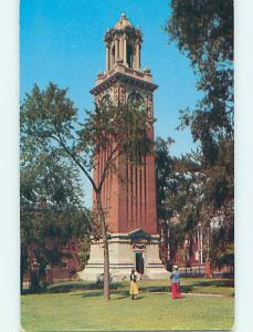 Pre-1980 TOWER AT BROWN UNIVERSITY Providence Rhode Island RI L7619
