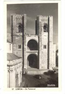 RP; Lisboa - Se Patriarcal , Portugal, 30-40s