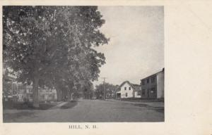 HILL , New Hampshire, 1901-07 ; Main Street