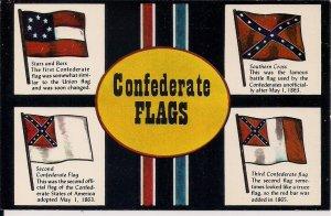 Confederate Battle Flag, Stars and Bars, Political Flags, Civil War Centennial