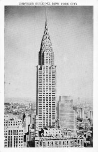USA Chrysler Building at 42nd Street and Lexington Ave, New York City