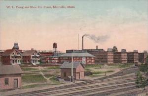 Massachusetts Montello W L Douglas Shoe Company