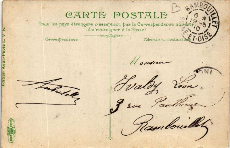 CPA Bone Le Marabout & les Ecoles ALGERIE (786553)