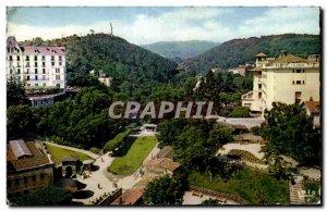 Postcard Modern CHATELGUYON - The Park I Etablissement Thermal