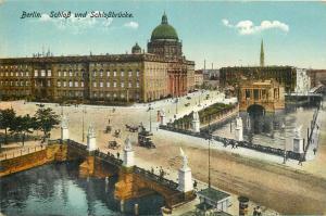 Germany Berlin early view postcard