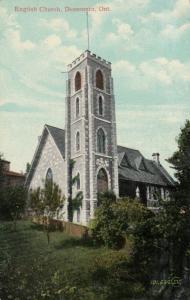 DESERONTO, Ontario , Canada , 1909 ; English church