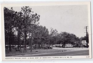 Pensacola Trailer Court, Pensacola FL