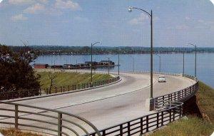 NY - Geneva. New By-Pass at Seneca Lake & Long Pier