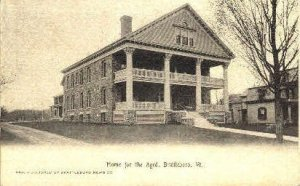 Home for the Aged - Brattleboro, Vermont