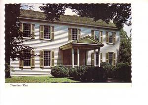Travellers' Rest, Restored Home of Judge John Overton, Nashville, Tennesse, S...