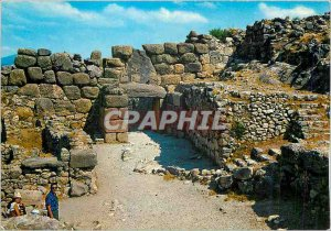 Postcard Modern Mycenae The Lion Gate
